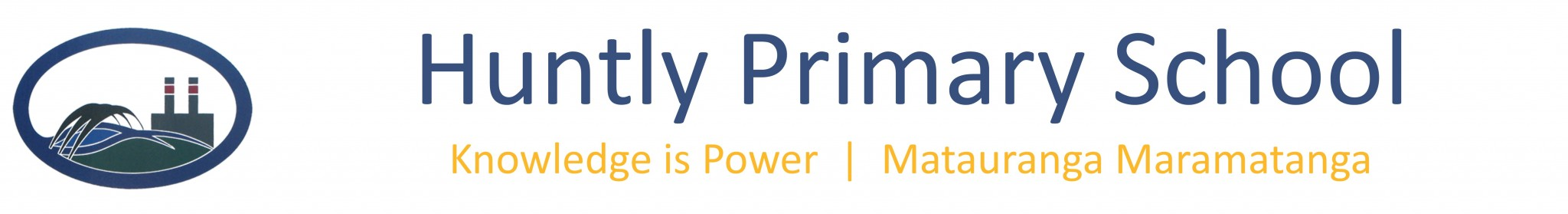 Huntly Primary School Logo